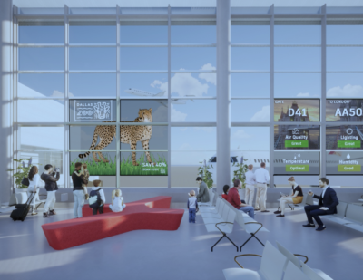 View's Smart Windows to Transform Passenger Experience at DFW
