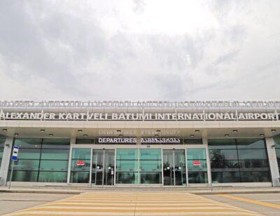 New Terminal Opens at Batumi Airport