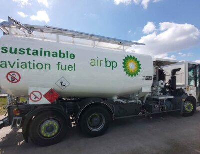Clermont-Ferrand Auvergne: First French Airport to Offer Biofuels