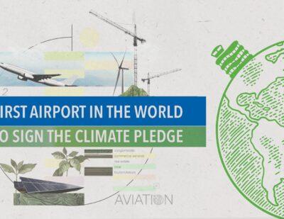 Edmonton International Commits to Carbon Neutral Initiative