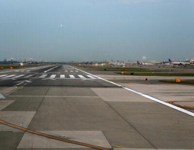 Runway Rehabilitation Begins at Newark Liberty International Airport