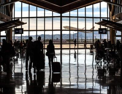 New Digital Maps at Phoenix Sky Harbor International Airport