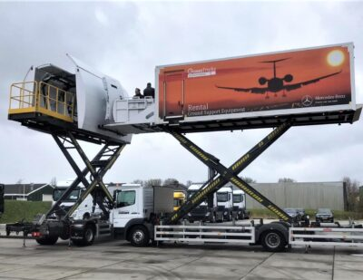 Schiphol Appoints Mallaghan to Develop Airside Training Unit