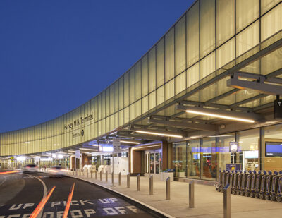 Next Phase of Harvey Milk Terminal 1 Opens at SFO