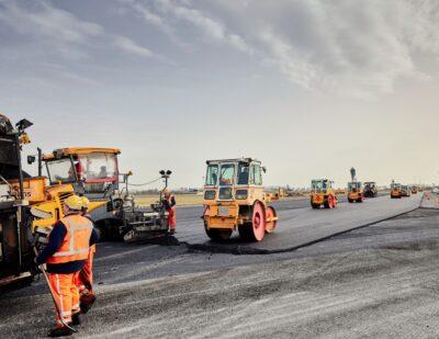 Schiphol's Polderbaan Runway Reopens After Maintenance