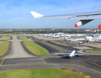 Sydney Airport Commits to Net Zero by 2030