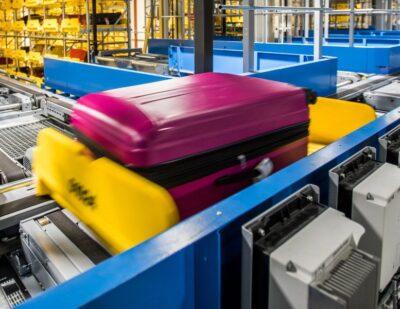 Vanderlande Delivers ICS Baggage Handling System to LAX