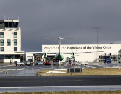 Widerøe Ground Handling Awarded Contract at Haugesund Airport
