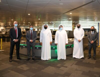 Hamad International Installs Screening Technology from Smiths Detection