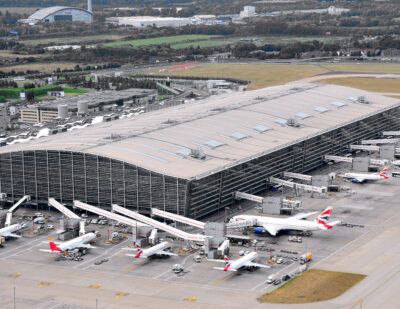 Heathrow Reduces Emissions with SAF