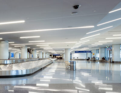 LAX Opens Terminal 1 Extension