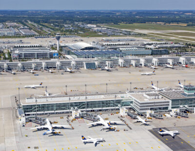 Munich Airport Resumes Terminal 1 Operations