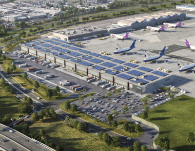 PANYNJ Signs Long-Term Ground Lease for New Cargo Facility at JFK