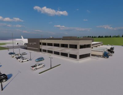 New Cargo Facility to Increase PIT Capacity