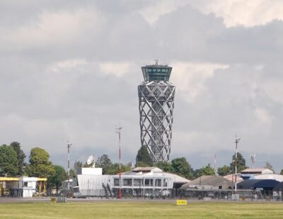Rohde & Schwarz ATC Communications for Colombian Airports