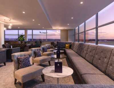 Swissport Expands Its Lounge Business in the UK