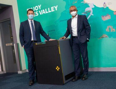 Groundbreaking Coronavirus Detector Trialled at Teesside Airport