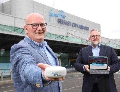Belfast City Airport Kickstarts Investment in Digital Transformation