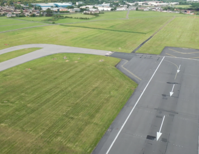 Edinburgh Airport Looks to a Sustainable Future With Solar Farm Plans