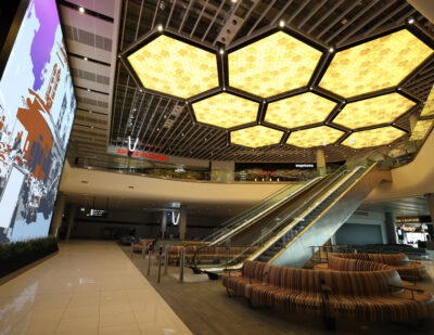Manchester Airport Terminal Two Extension to Open This Week