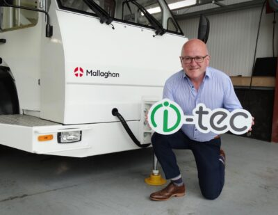 Mallaghan Announces Further Electrification of Portfolio With i-tec