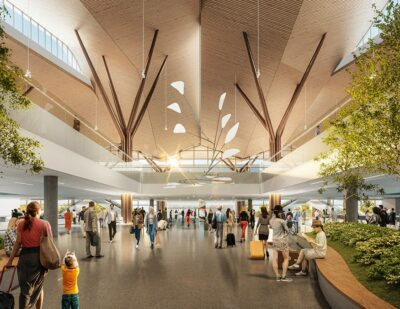 With Airline Approval, PIT's New Green Terminal Takes Off