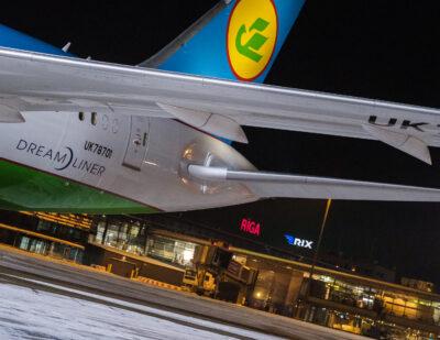 Riga Airport Joins Net Zero 2050 Initiative