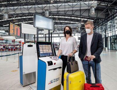 SITA Upgrades Passenger Processing at Prague Airport
