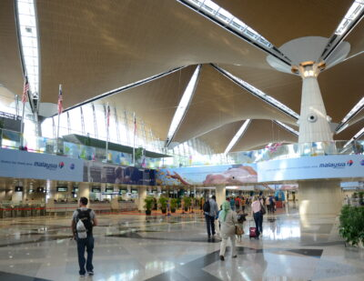 SSP Lands Deal to Operate Six Malaysia Airports Holdings Berhad Lounges