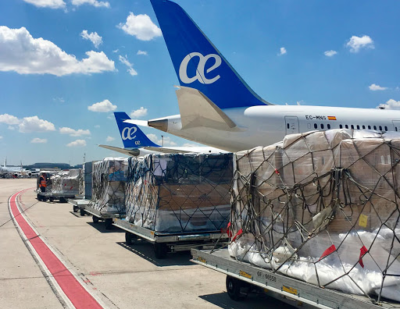 WFS Wins Contract Extensions with Air Europa in Madrid and Barcelona