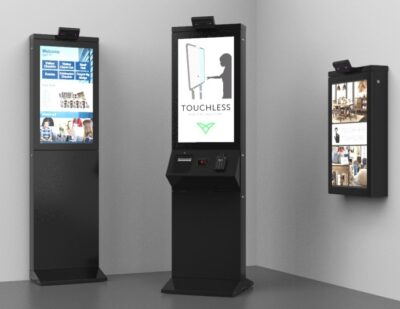 imageHOLDERS: Wave Hello to Our Touchless Kiosk