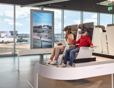 A New Attraction at Frankfurt Airport: Fraport Visitor Center Opens