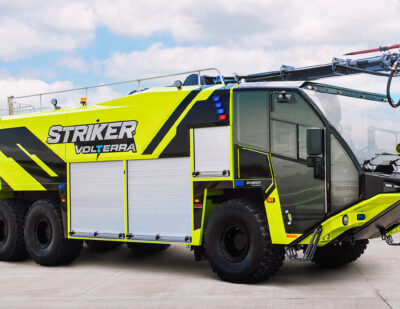Oshkosh Airport Products North American 'Road Rally' to Showcase Striker Volterra