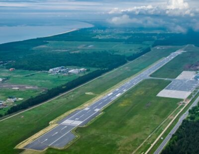 EC Approves Investment Aid for Reconstruction of Palanga Airport