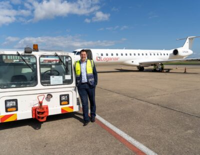 Teesside Airport Pilots UK First Hydrogen Transport Trial