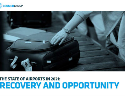 BEUMER Group Publishes Report 'The State of Airports 2021: Recovery and Opportunity'