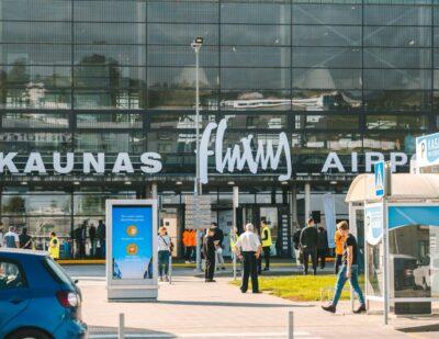 Kaunas Airport Renamed to Fluxus Airport