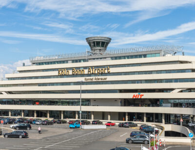 PSI Logistics Renews IT Infrastructure at Cologne/Bonn Airport