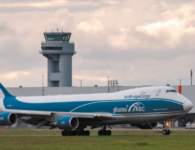 AirBridgeCargo Extends Global Partnership with WFS with Contract In Liege