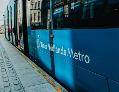West Midlands Pioneers UK's First 5G Connected Tram