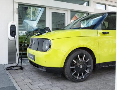 Honda to Introduce e:PROGRESS Energy Service in the UK