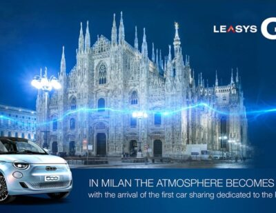 LeasysGO! Car Sharing Opens to the Public in Milan