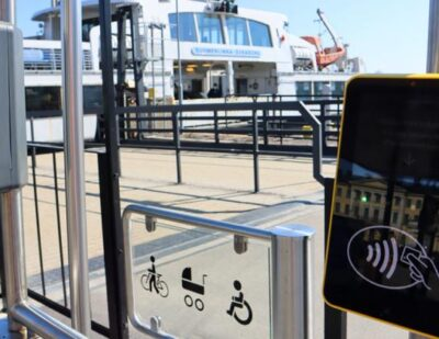 Littlepay Contactless Payments Launch on Helsinki's Suomenlinna Ferry
