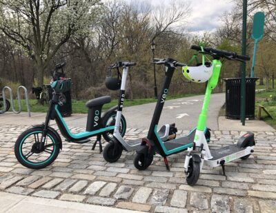 NYC DOT Announces E-Scooter Pilot in the East Bronx