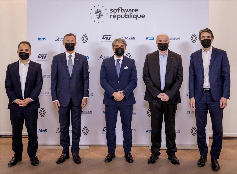 'Software République': Open Ecosystem for Intelligent, Sustainable Mobility