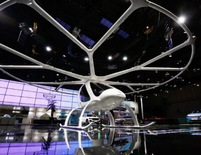 Volocopter: Bringing Electric Air Taxis to China's Cities