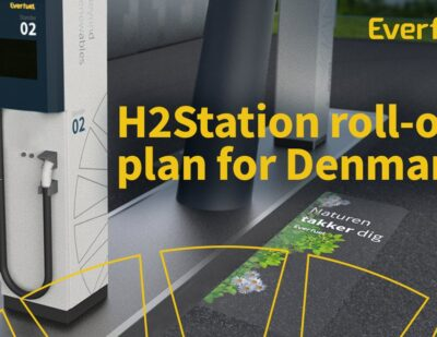 Everfuel Launches Plan for Danish Hydrogen Fueling Network