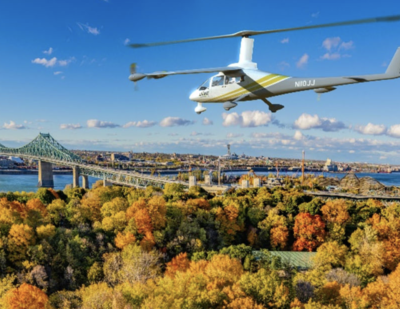 CAE Sign Support Services Agreement with of Jaunt Air Mobility