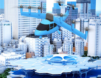 NASA to Help Local Governments Plan for Advanced Air Mobility