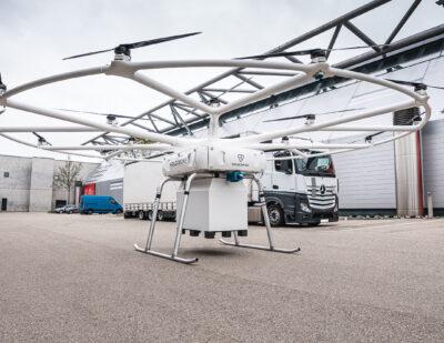 Volocopter and Near Earth Autonomy Announce Partnership